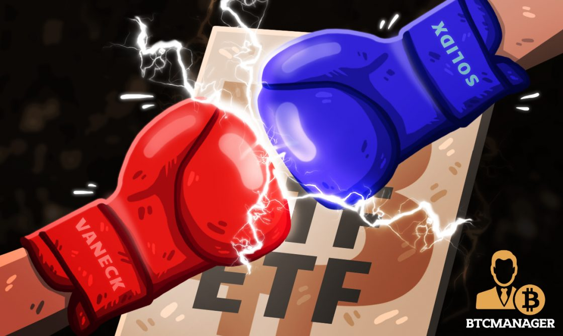 Fintech Startup Sues VanEck Over Canceled Bitcoin ETF