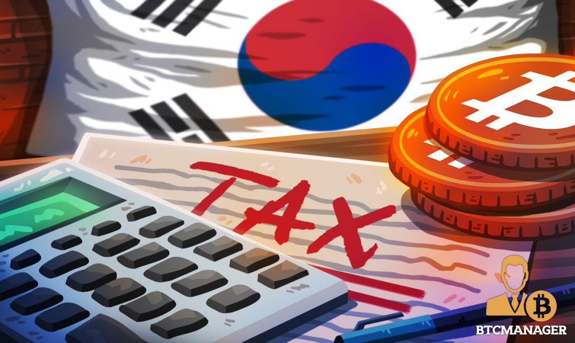 Confirmed - South Korea to Impose Tax on Cryptocurrency