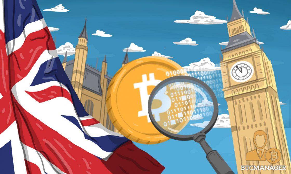 UK Great Britain Big Ben Crypto Bitcoin