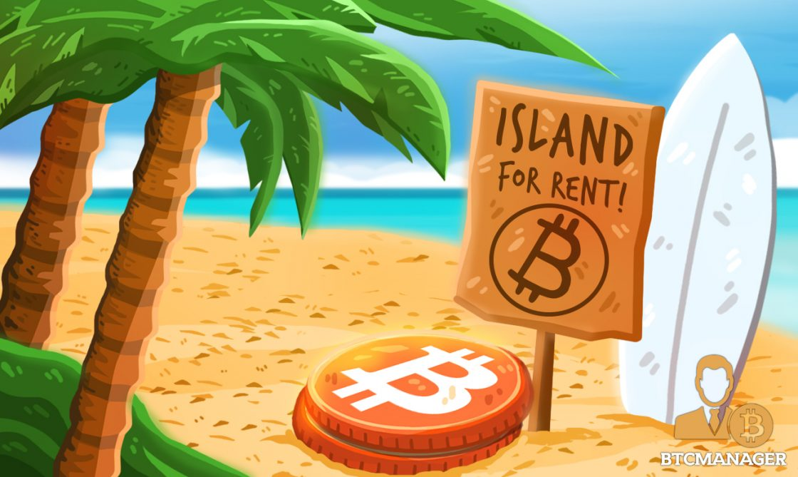 You Can Now Rent This Private Island Surf Resort for 1 Bitcoin