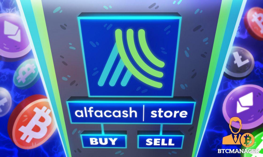 Alfacash store