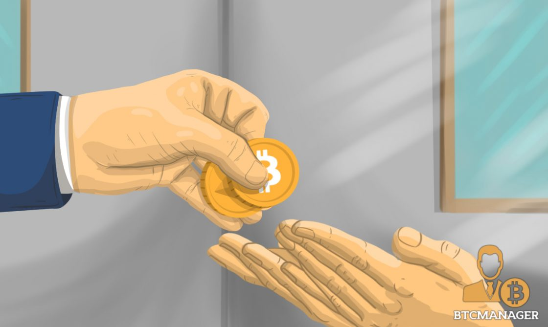 Bitcoin Exchange Hands