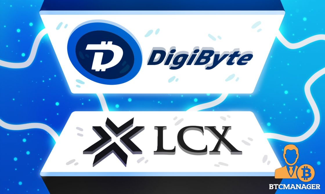 Brace for Impact as DigiByte Inks Strategic Partnership with LCX