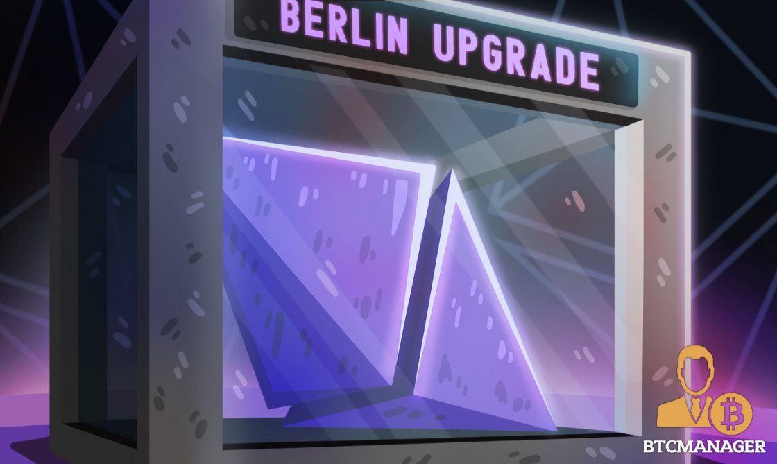 The Berlin network upgrade for Ethereum is now live