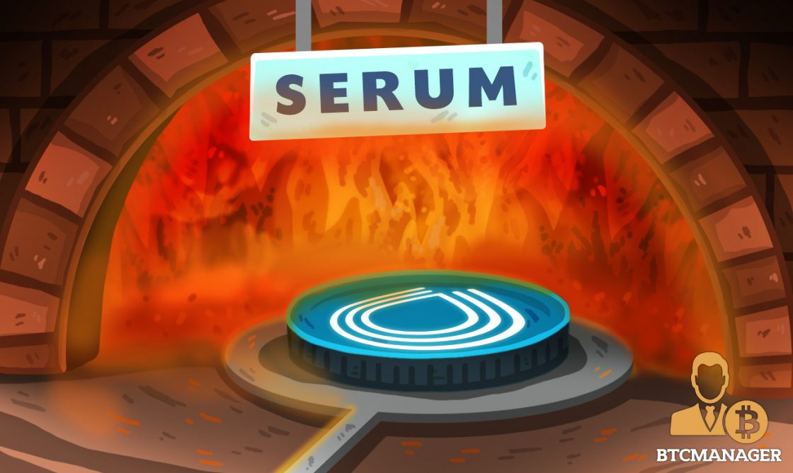 """Serum """"Burns"""" $1 Million of Tokens, SRM at New 2021 Highs above $12"""