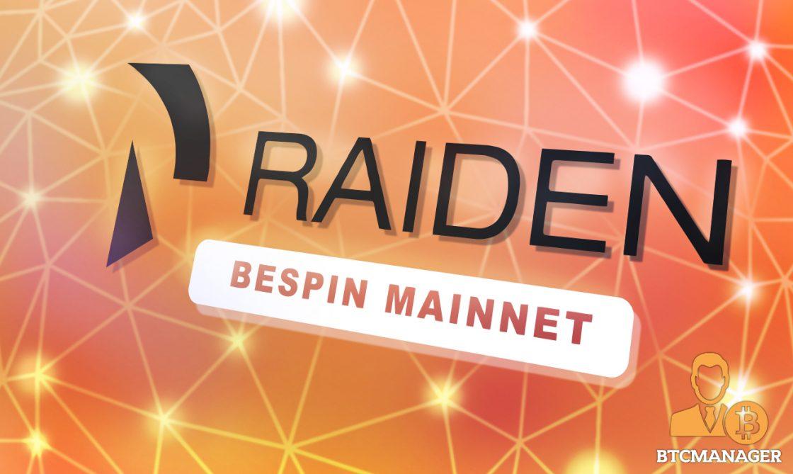 Bespin Mainnet Release Announcement