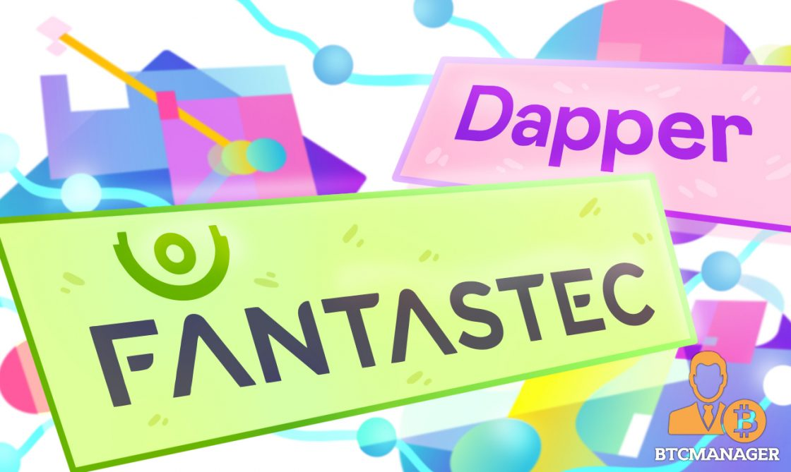 Fantastec partners with Dapper Labs