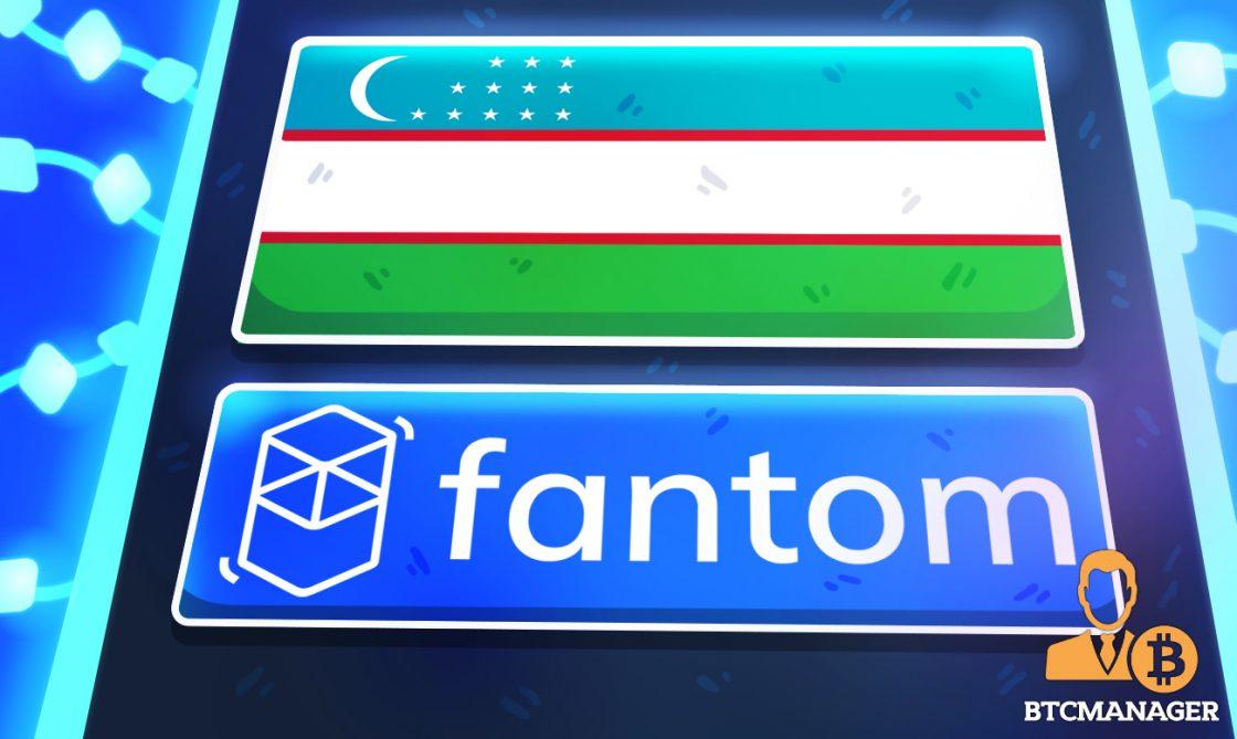 Fantom bringing blockchain solutions to Uzbekistan